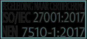 ISO 27001 en NEN 7510 begeleiding